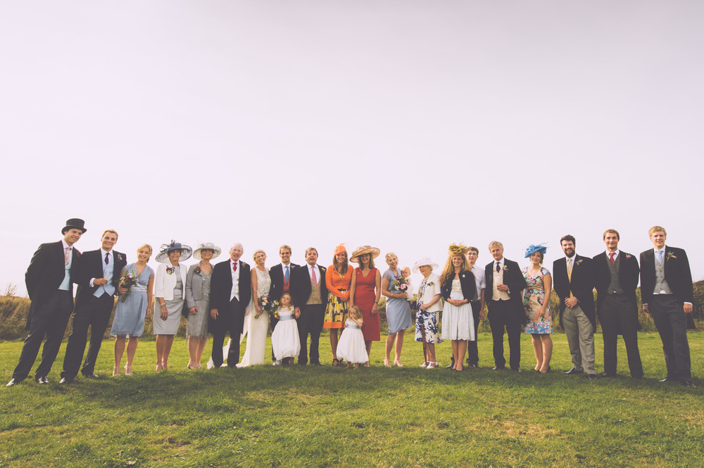 St Agnes Wedding Photography