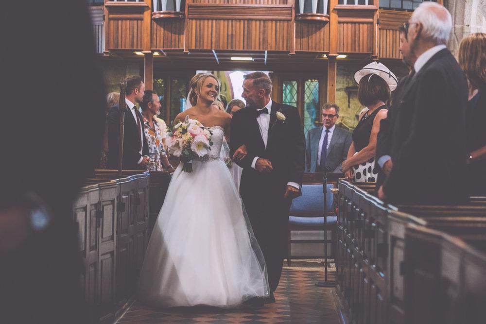 budock church Wedding