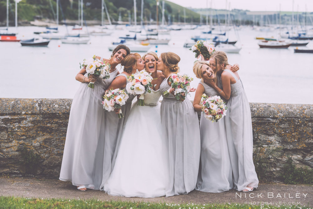 Bridesmaids  @greenbankhotel