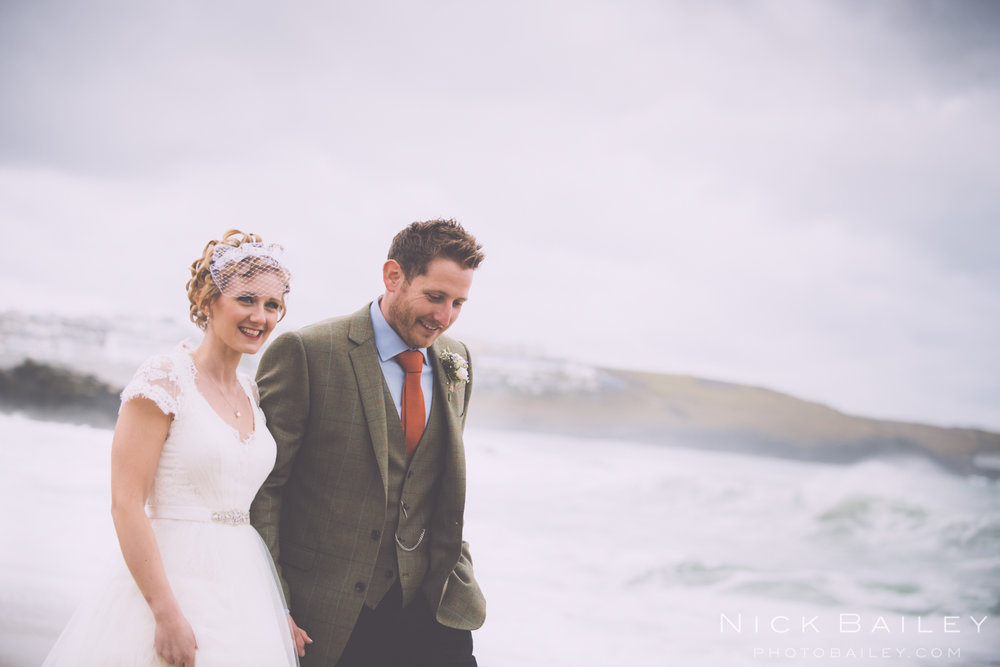 Beach Weddings in Cornwall