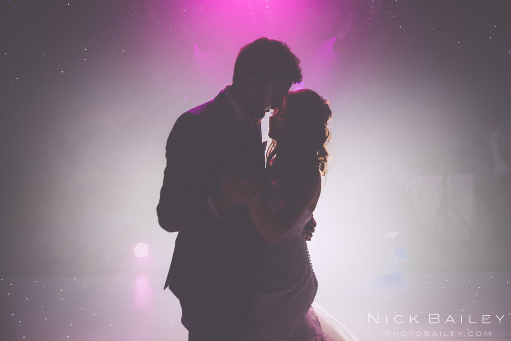 First Dance at Caerhays Castle Wedding