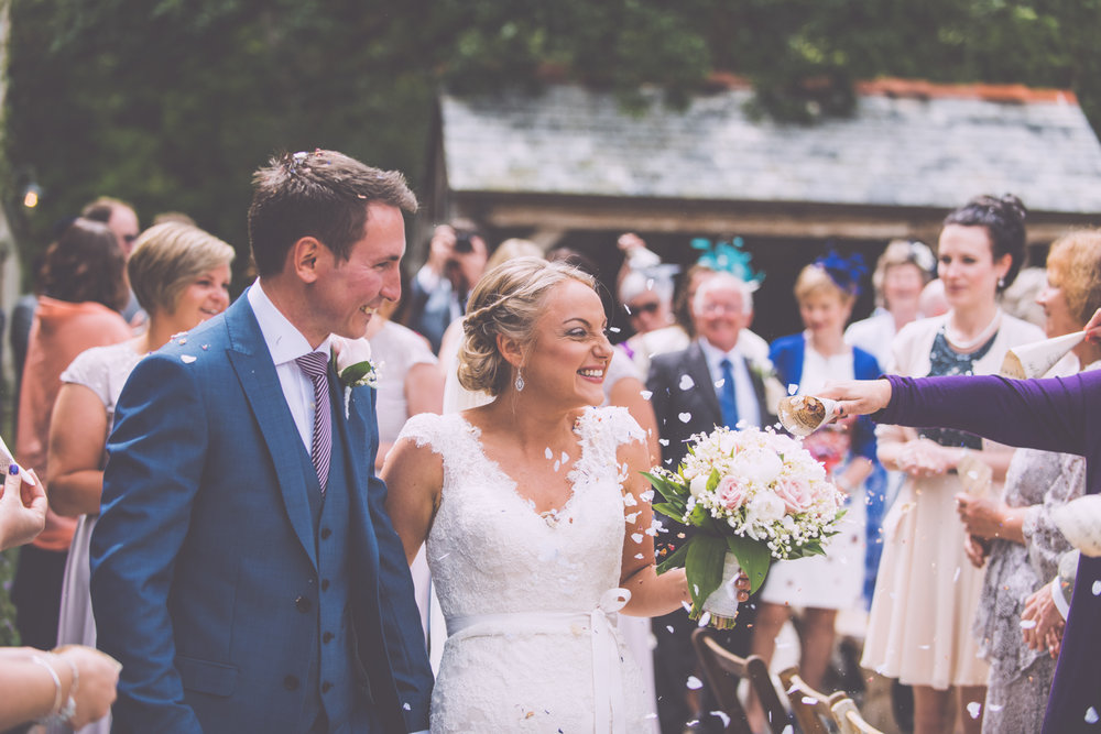 Nancarrow Farm Wedding.