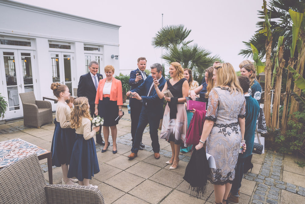 Tresanton Hotel Wedding.