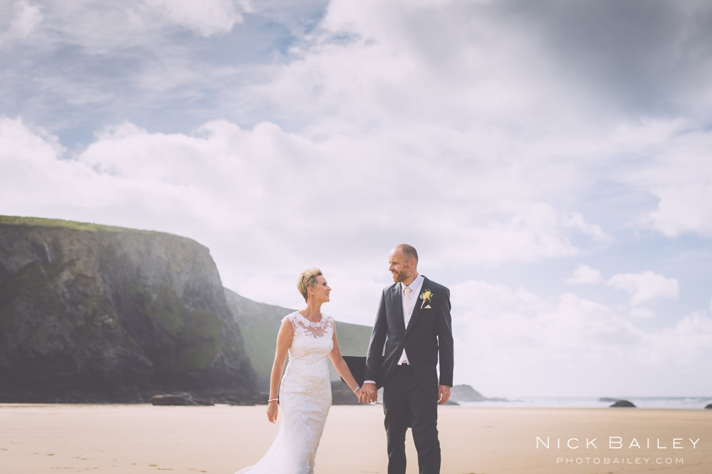 scarlet beach wedding