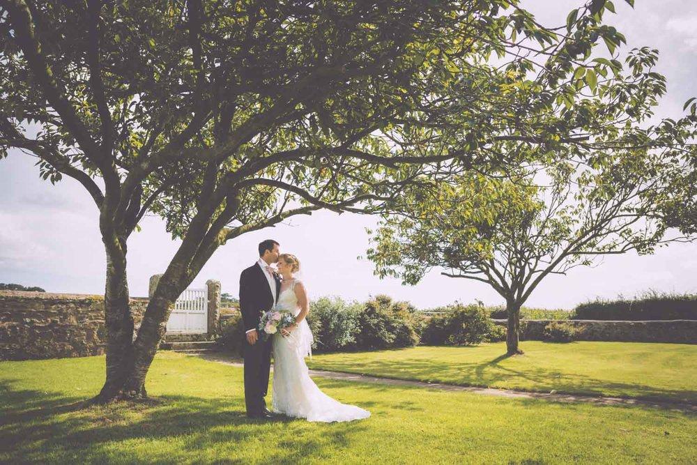 Penzance Wedding