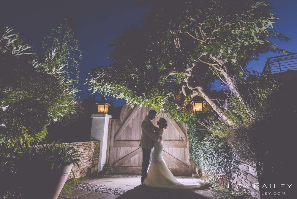 Weddings at Tresanton Hotel