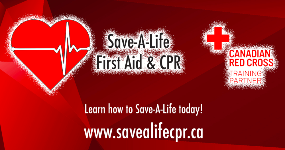 Save A Life First Aid Cpr