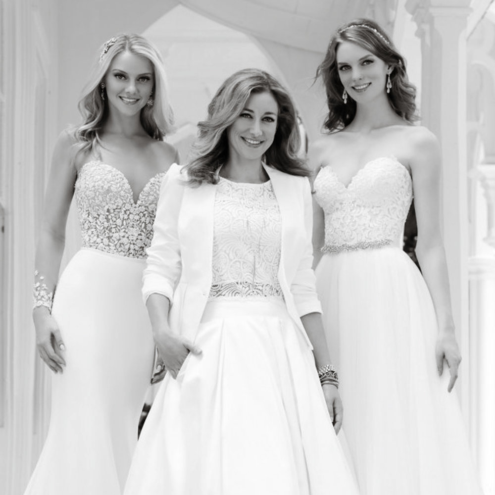 MARTINA LIANA designer : Martine Harris price point : $2,300 - 3,500