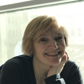 Echelon's Vice-President, Renée Brindeau