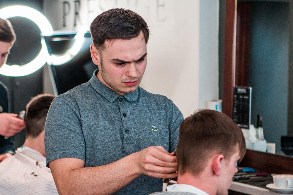 Fraser - Barber
