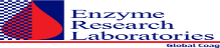 Enzyme Research Laboratories    manufactures and distributes a variety of enzyme and co-factors used in basic coagulation research, dedicated to serving the research and diagnostic communities.