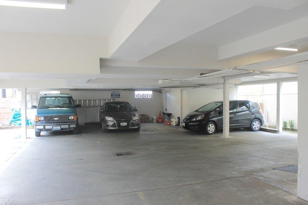 Underground Parking (LL Not Charging)