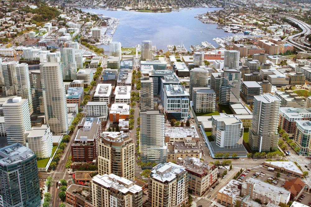 Seattle Technology Core: 7.91 Mile Drive