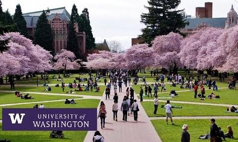 University of Washington: 3.93 Mile Drive