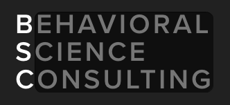 Behavioral Science Consulting - BSC