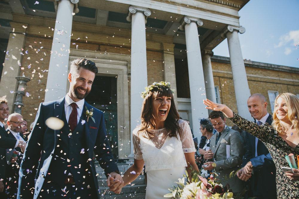 City Wedding -