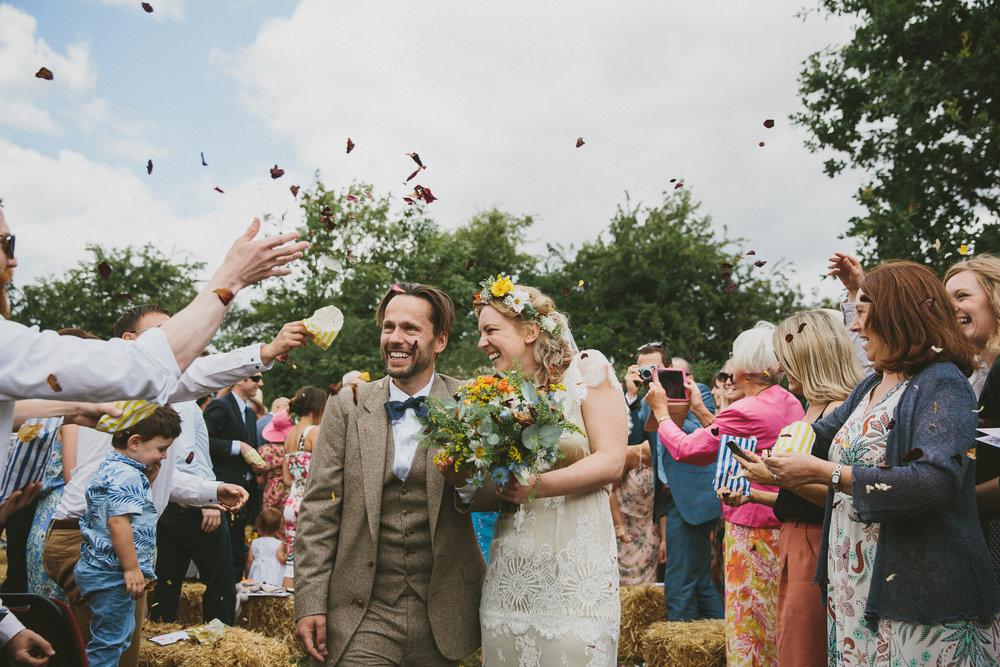 Humanist Wedding -
