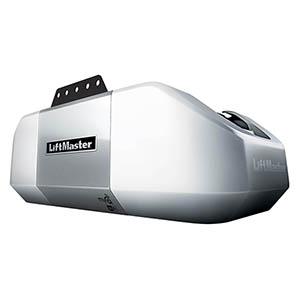 Lift-Master Premium Series 8355W Belt Drive 1/2 HP AC motor smart Wi-Fi garage door opener. The 8355W is an energy efficient & reliable garage door opener with MyQ & Security 2.0+. Ultra Queit