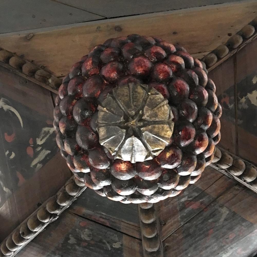 Prekestolen sett fra undersiden.
