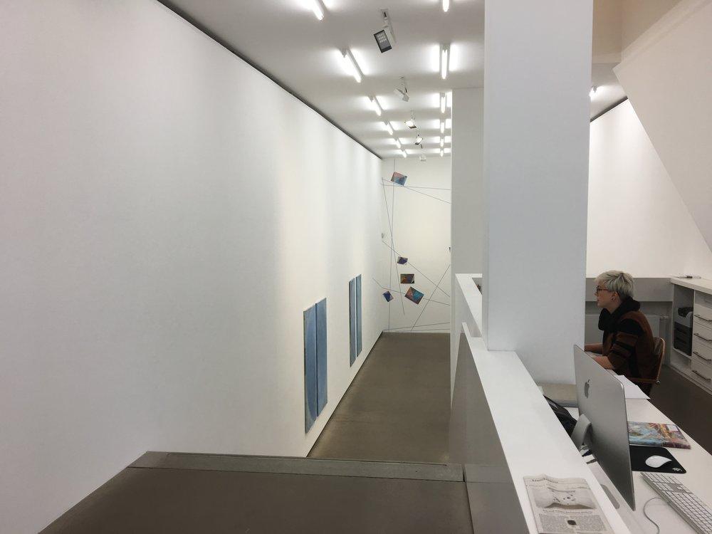 Noen ganger var galleriene i seg selv kulere enn kunsten i dem. Men det var egentlig greit. Her eksemplivisert med Galerie Eigen + Art.