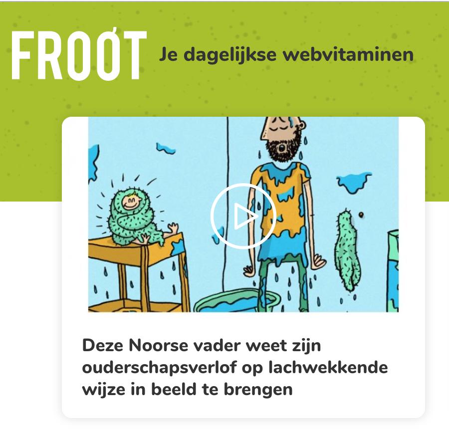 Er så moro å se hvordan illustrasjonene oppfører seg i nytt miljø. Her et Nederlandsk miljø.