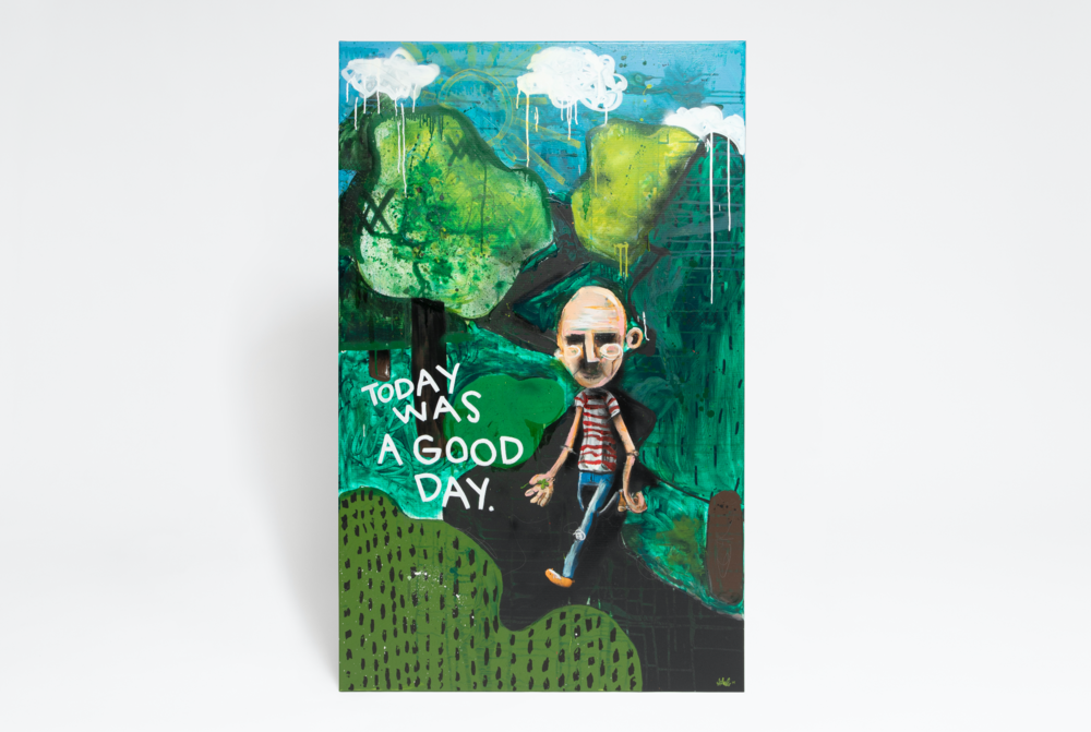 """""""A good day"""""""