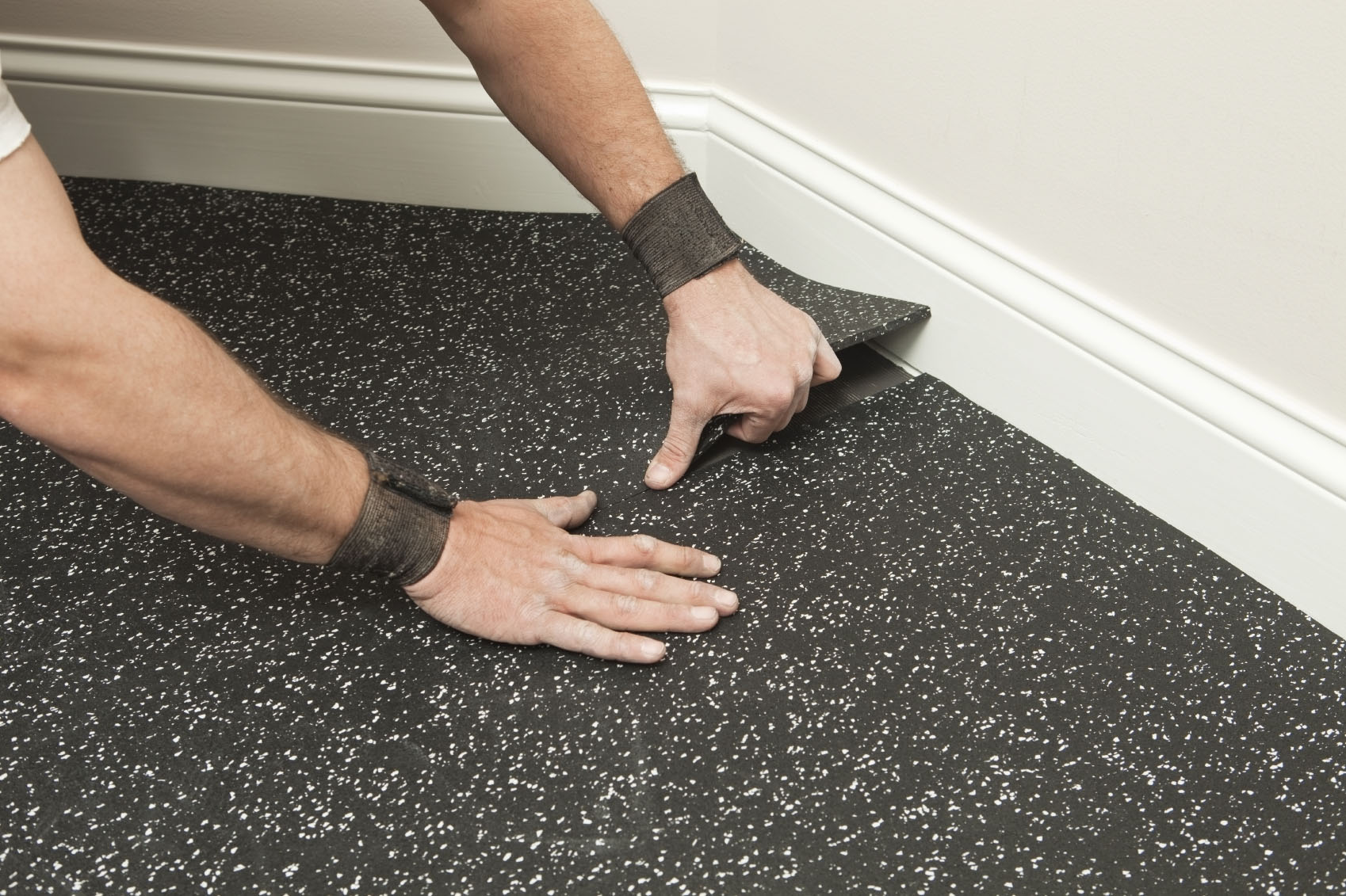 Recycled Rubber Flooring Choice Image Home Fixtures