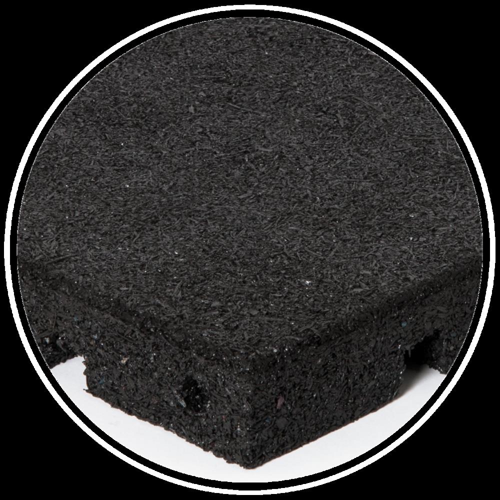 PLAYGROUND TILES (BLACK)