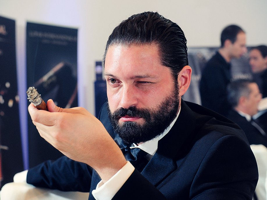 GLOBAL GATHERING: THE 5TH CIGAR SMOKING WORLD CHAMPIONSHIP IN SPLIT