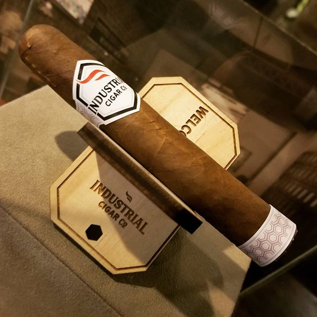 A stellar #BlackFriday at @industrialcigars in #Frisco, #TX, and the announcement of the House Stick by #PrincipleCigars. . #Cigar #Cigars #시가 #雪茄 #цигара #Sayujar #Sigaar #Sigari #Cigare #Zigarre #葉巻 #Sigaro #Cigārs #Cigara #Trabuc #Cygaro #сигара #Cigarro #Cigarr #Sigar #Puro #BOTL #SOTL #CigarLife #CigarLounge #IndustrialCigars