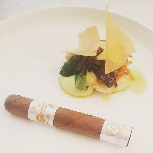 #Lunch at #AtelierAmaro, #Warsaw, #Poland. @modest9amaro . . #PrincipleCigars #Accomplice #Cigar #Cigars #시가 #雪茄 #цигара #Sayujar #Sigaar #Sigari #Cigare #Zigarre #葉巻 #Sigaro #Cigārs #Cigara #Trabuc #Cygaro #сигара #Cigarro #Cigarr #Sigar #Puro #Epicurean #CigarLife #BOTL