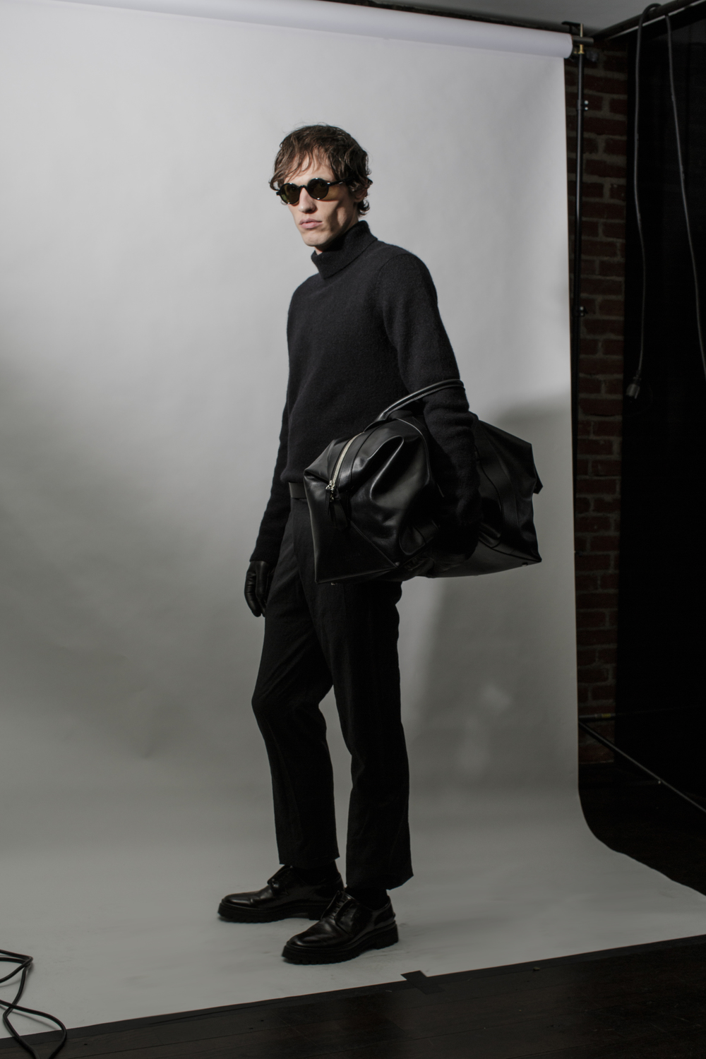 Turtleneck, Muir Travel Bag