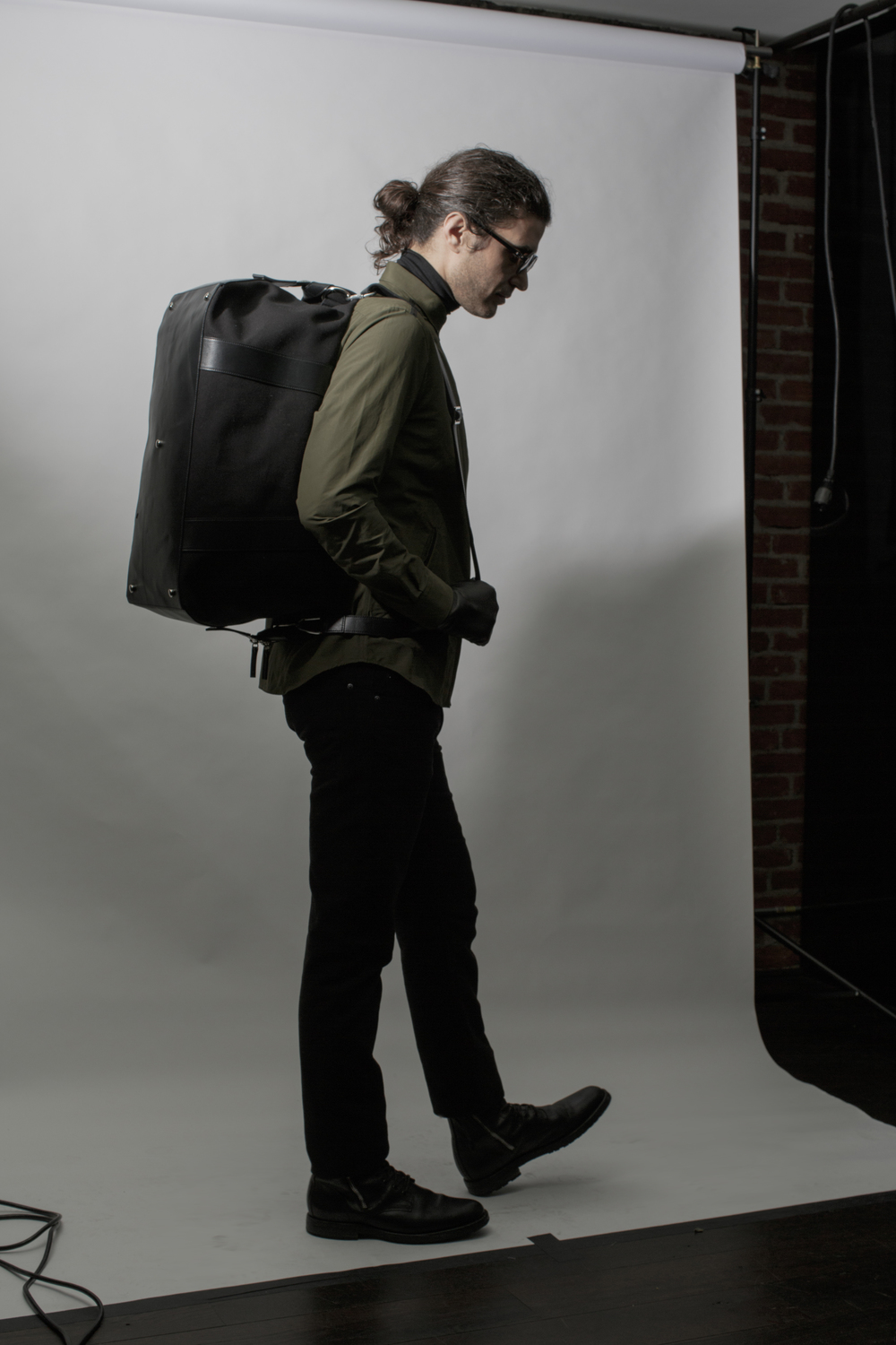 Sullivan Jacket, Muir Travel Bag