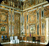The Lost Russian Amber Room