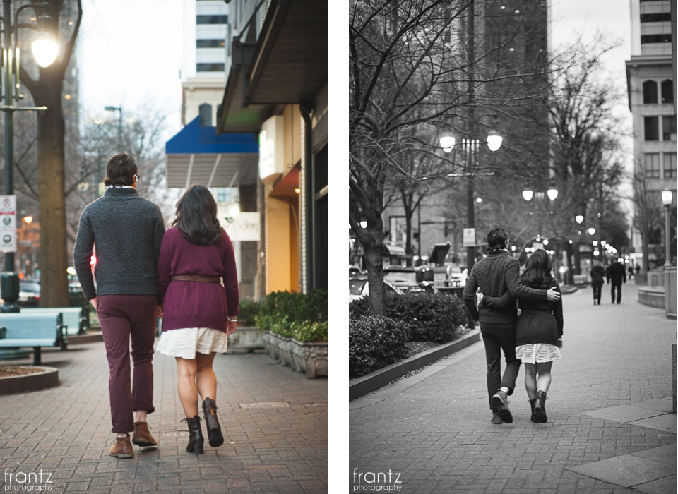 1022-Jill and Nick-Uptown Charlotte Engagement