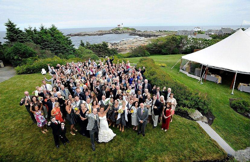 Reception Venues York Maine Wedding