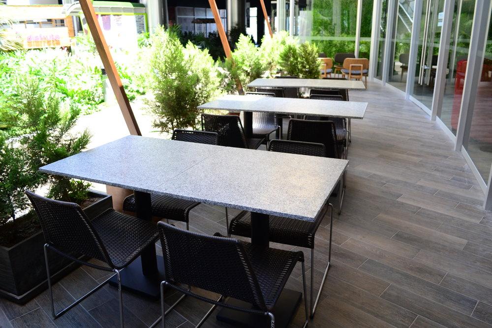 Muebles restaurante toshi mobil ark for Muebles restaurante