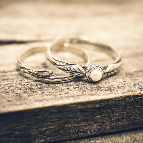 Wedding and Engagement Rings — Puccoon Raccoon