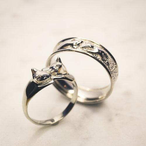 84 best wolf wedding rings for 13 wolf wedding