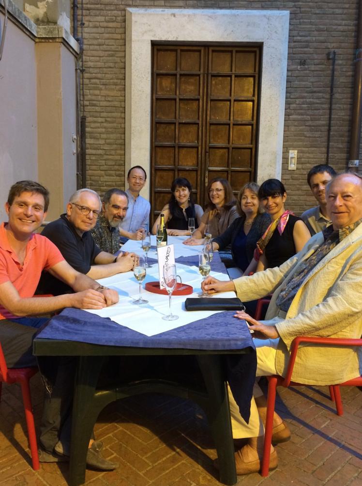 Piano faculty, Music Fest Perugia