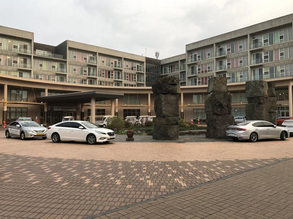 Phoenix Island Resort, Jeju Island