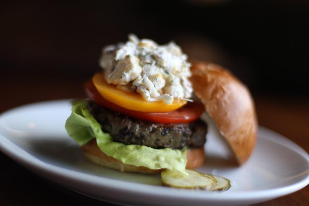 The Kobe-Crimini Burger
