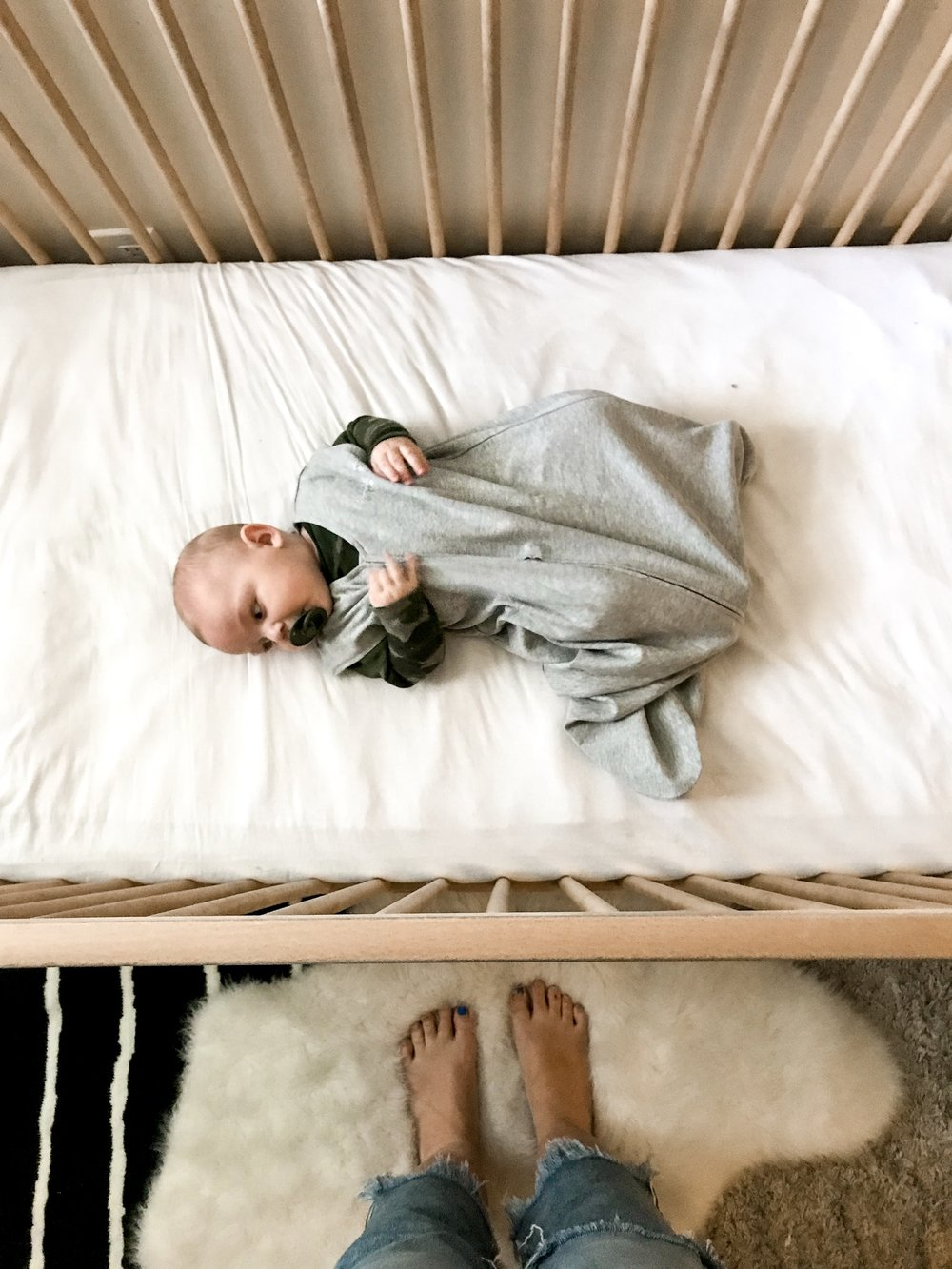 HALO SleepSack - to help babies sleep safe & sound
