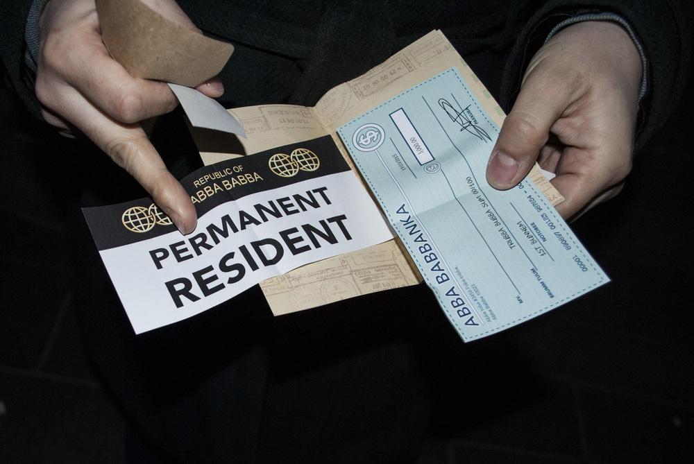 Residency Documents