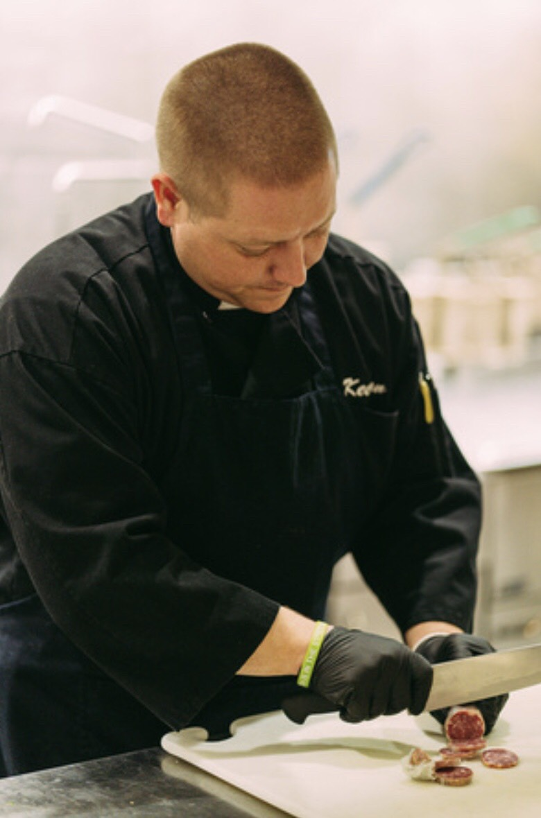 Keenan Hersey, Executive Chef