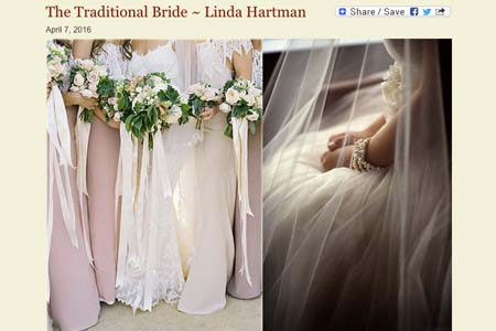LINGERIE BRIEFS: THE TRADITIONAL BRIDE