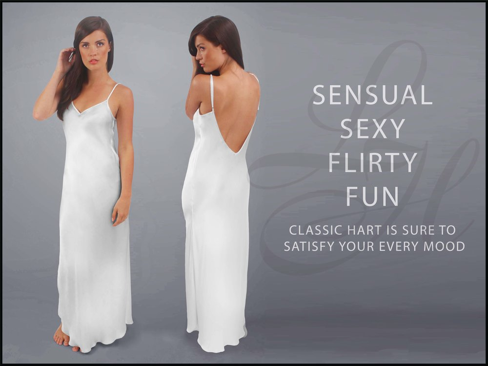 CLASSIC HART Long Gown