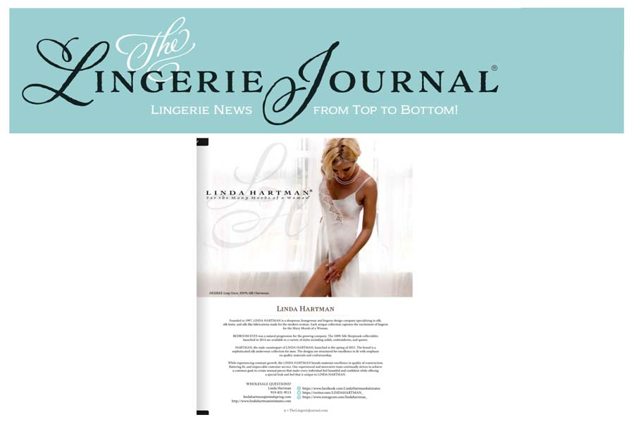 The Lingerie Journal - Buyers Guide