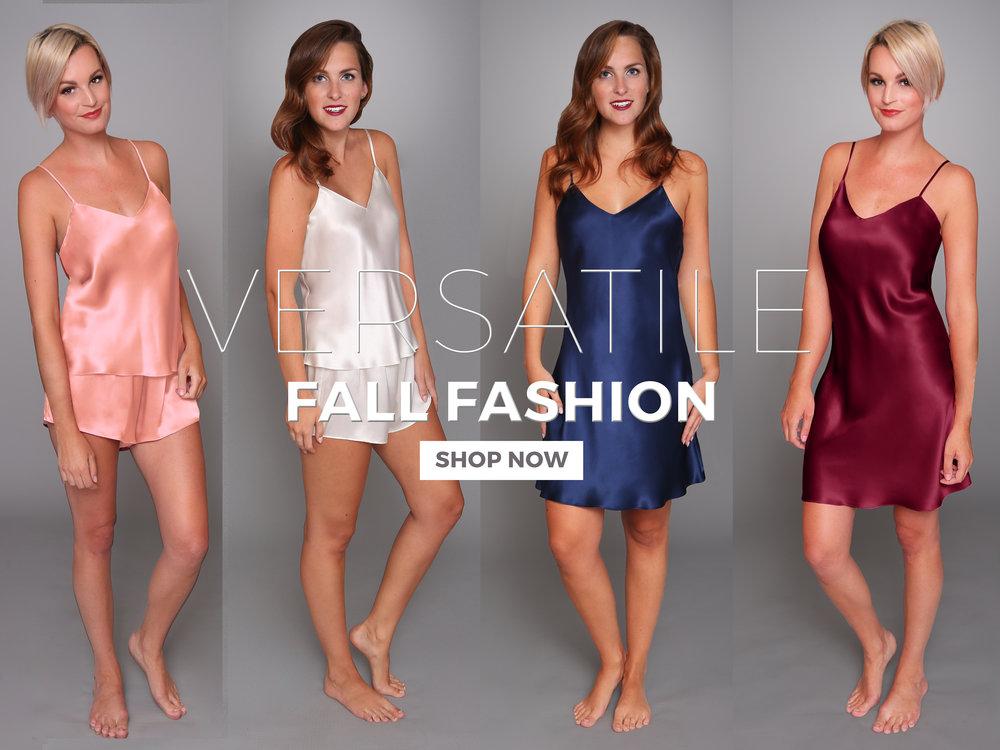 Your Fall Fashion Agenda