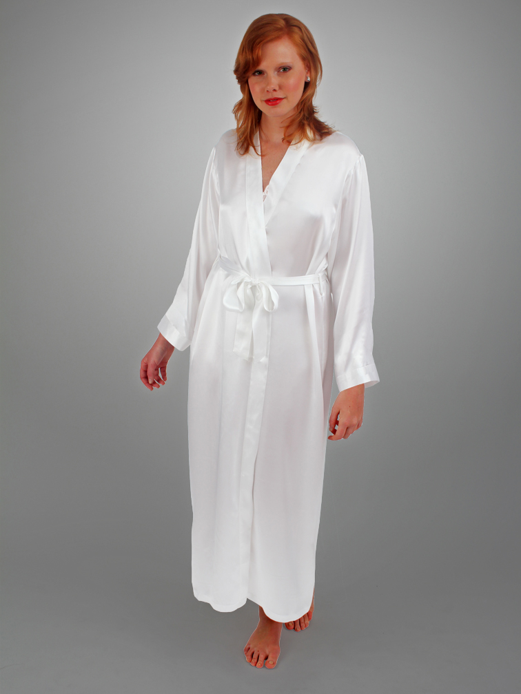 COLETTE - Long Gown & Long Robe